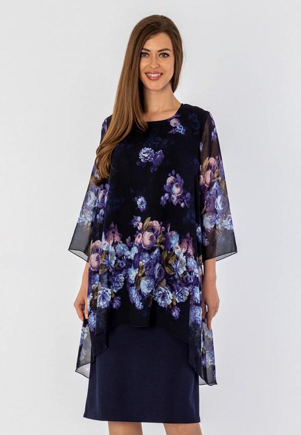 женское платье s&a style, синее