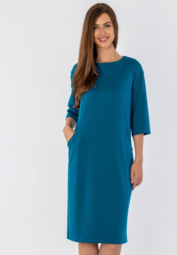 женское платье s&a style, бирюзовое