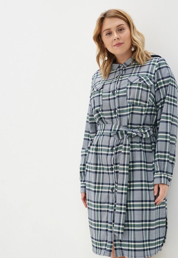 женское платье bordo, синее