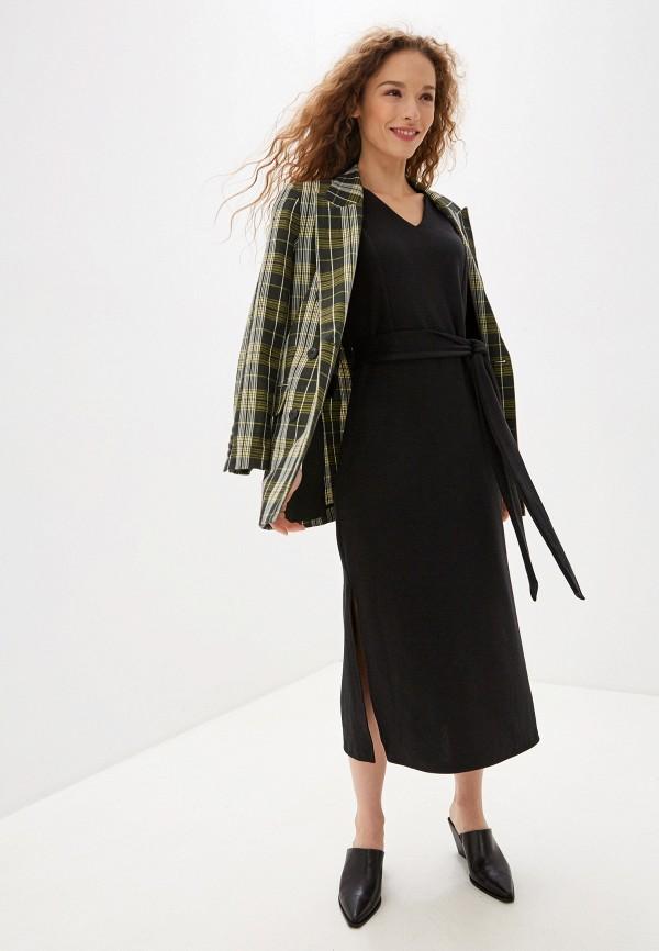 женское платье forus, черное