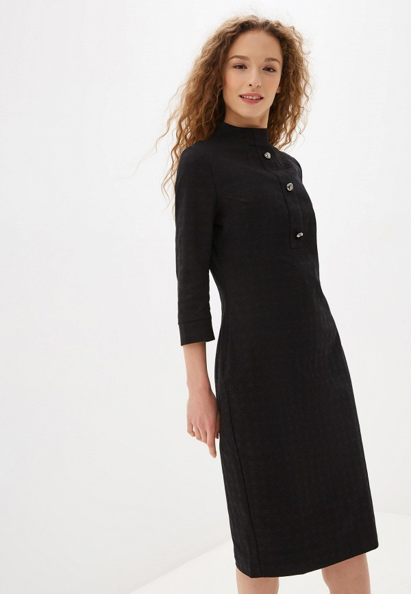 женское платье argent, черное
