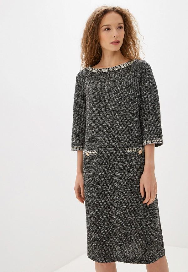 женское платье argent, серое