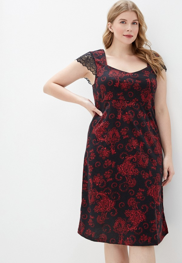 женское платье tenerezza, черное