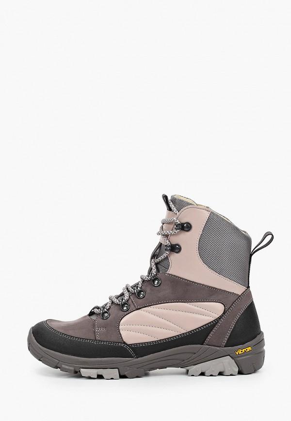 женские ботинки ralf ringer, розовые