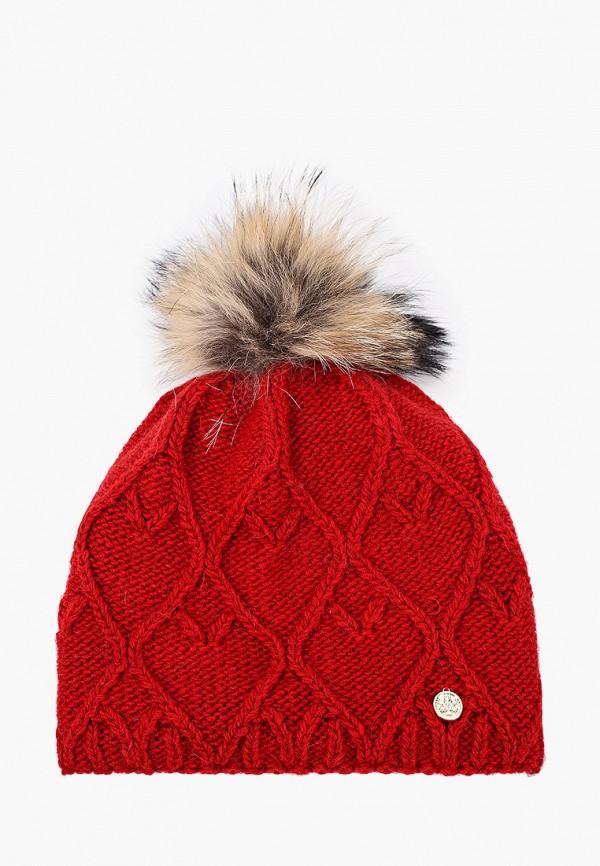 женская шапка marhatter, красная