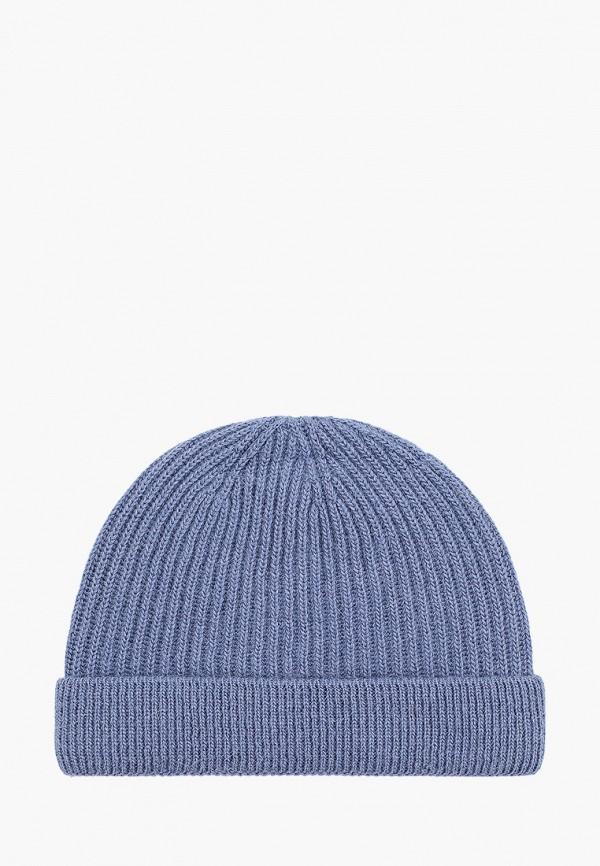 женская шапка marhatter, голубая