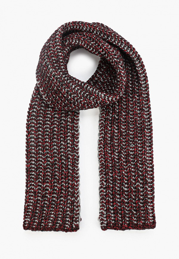 женский шарф marhatter, бордовый