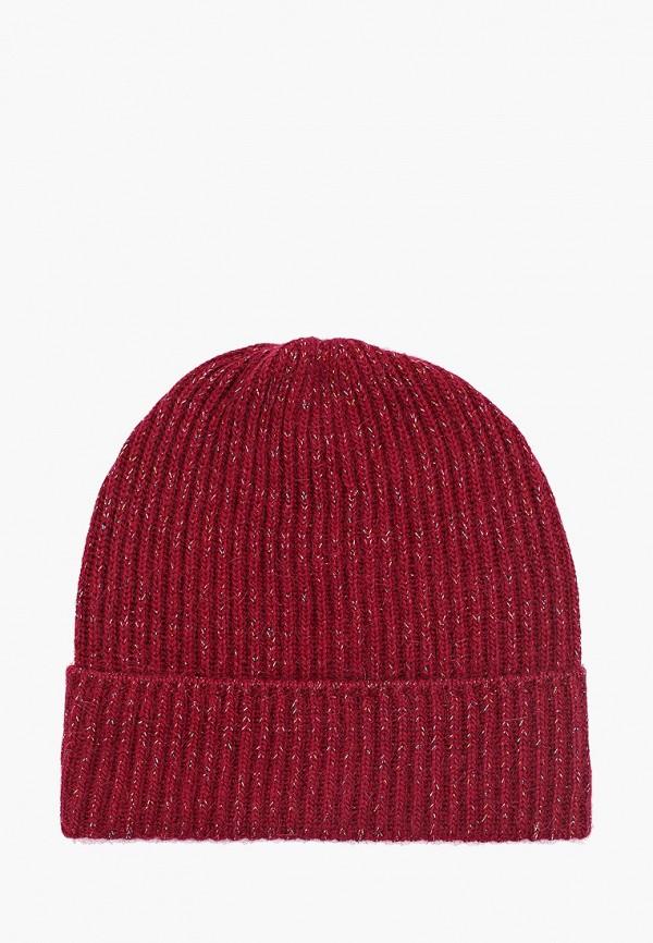 женская шапка marhatter, бордовая