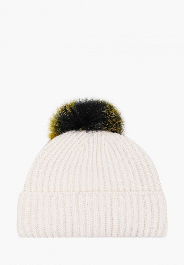 женская шапка marhatter, белая