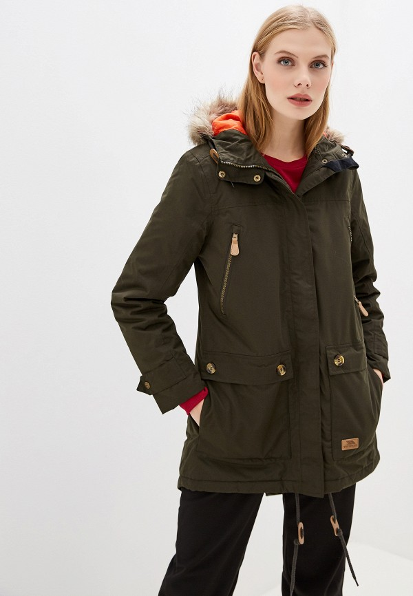 Куртка утепленная Trespass Trespass MP002XW121OB