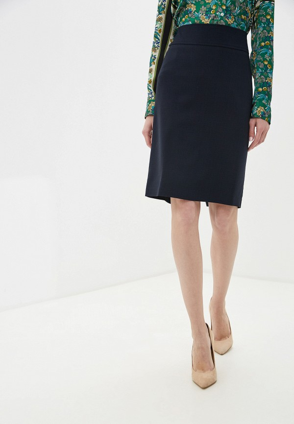 женская юбка shovsvaro, синяя