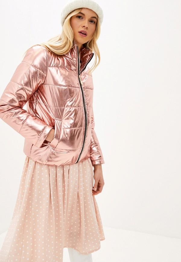 Куртка утепленная Adele Fashion Adele Fashion MP002XW122BZ adele fado палантин