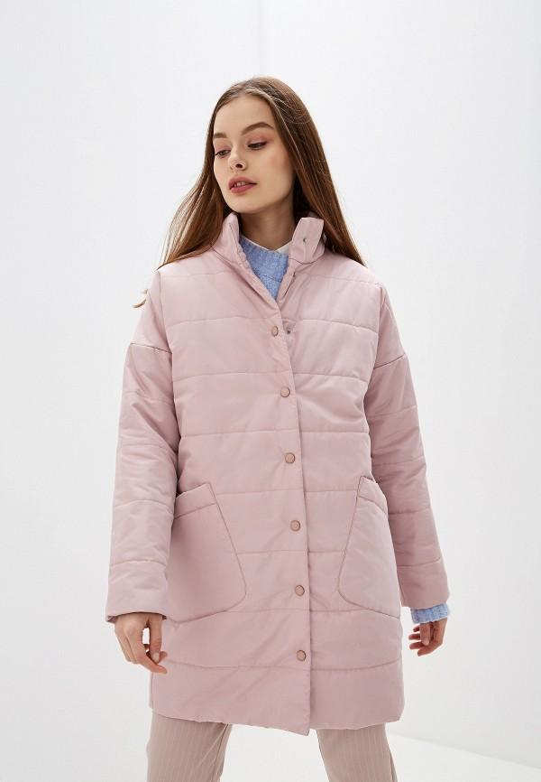 Куртка утепленная Adele Fashion Adele Fashion MP002XW122C1 adele fado палантин