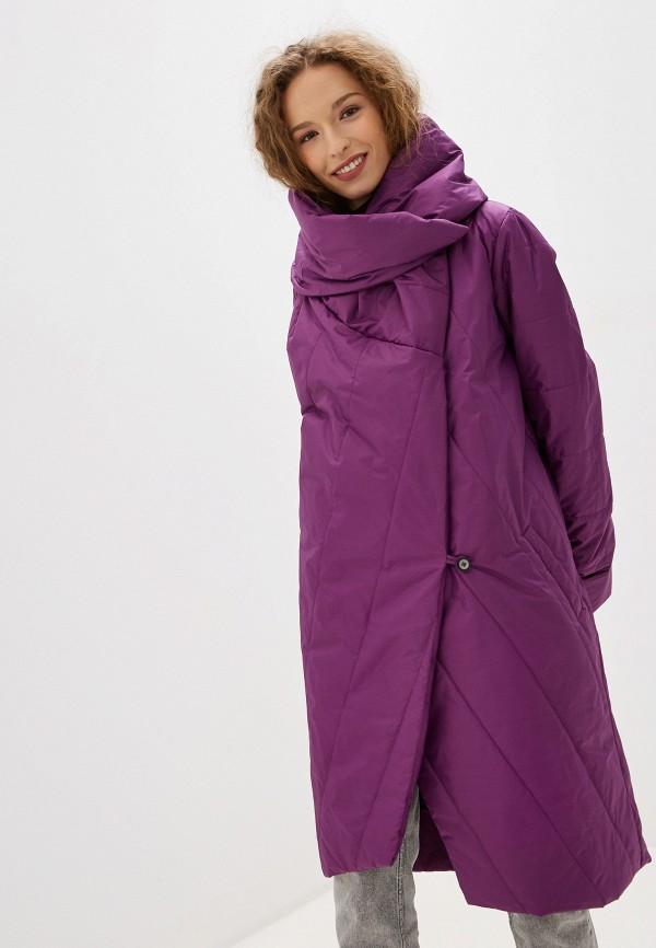 Куртка утепленная Maria Rybalchenko Maria Rybalchenko MP002XW122HO куртка с запахом maria intscher