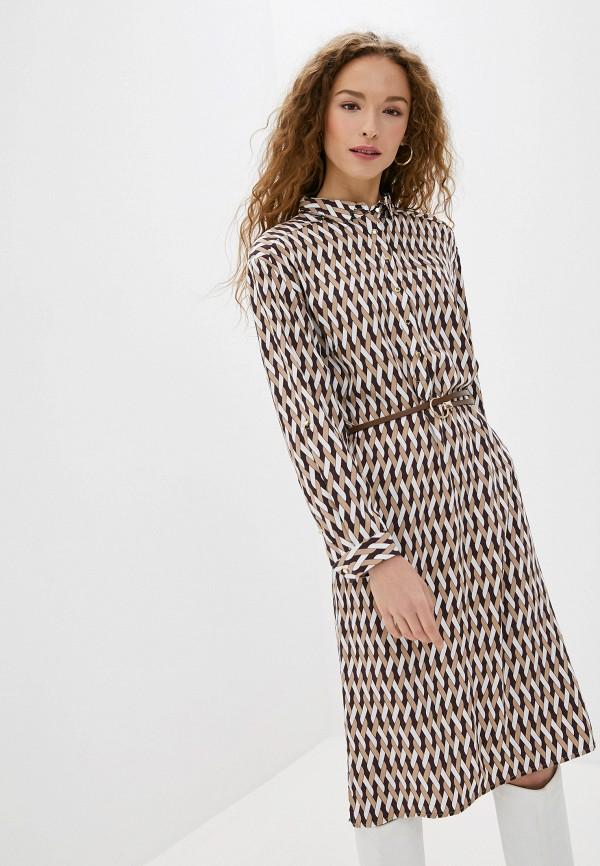 цена Платье Vilatte Vilatte MP002XW122MX онлайн в 2017 году