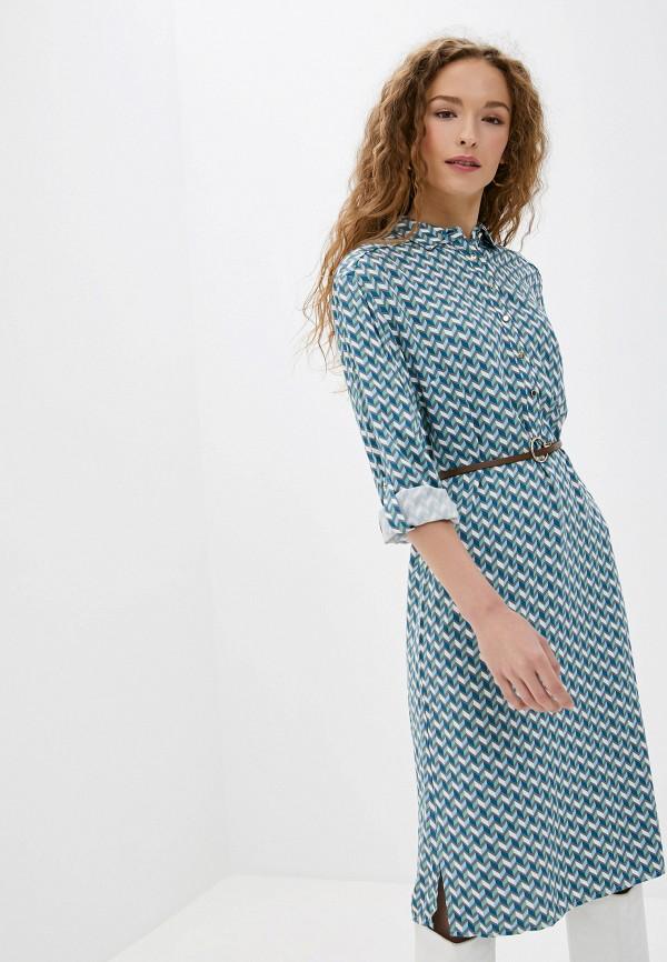 цена Платье Vilatte Vilatte MP002XW122MY онлайн в 2017 году