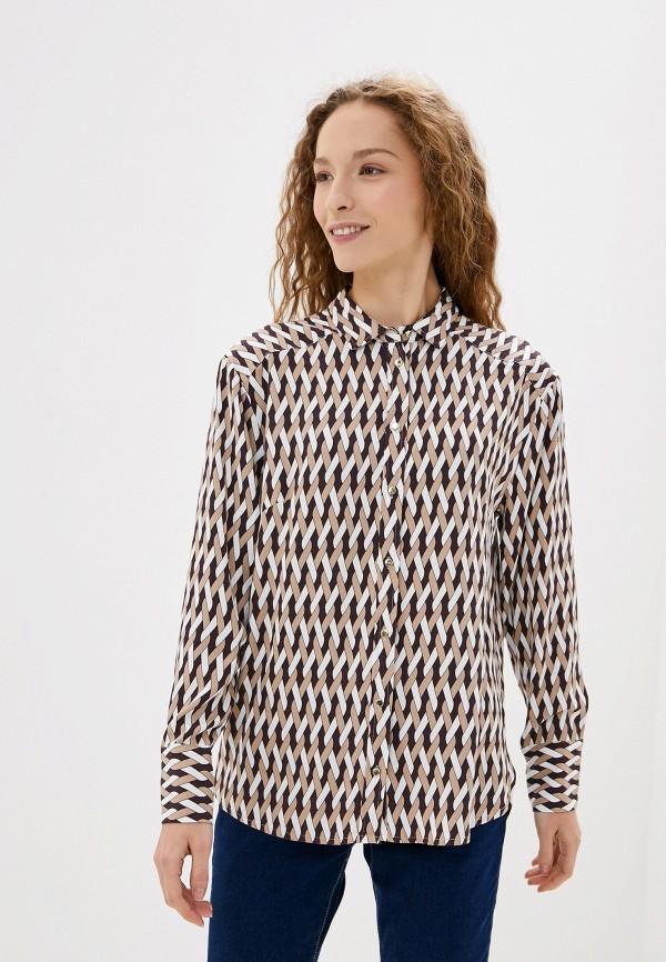 Блуза Vilatte Vilatte MP002XW122N3 цены онлайн