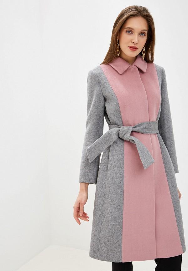 Пальто  - серый цвет