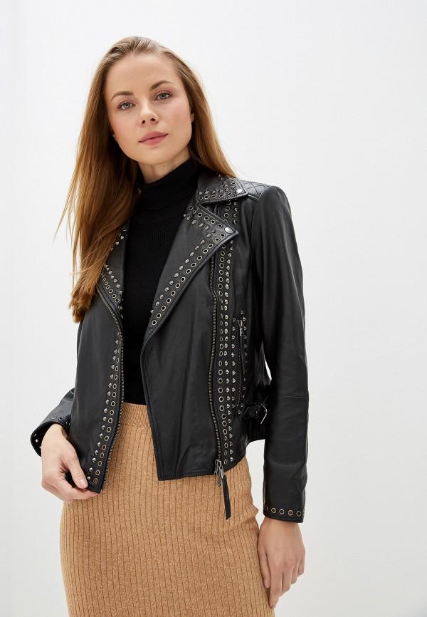 Куртка кожаная Madeleine