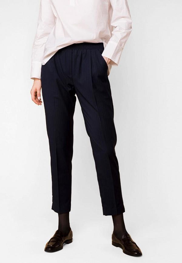 женские повседневные брюки mr520, синие