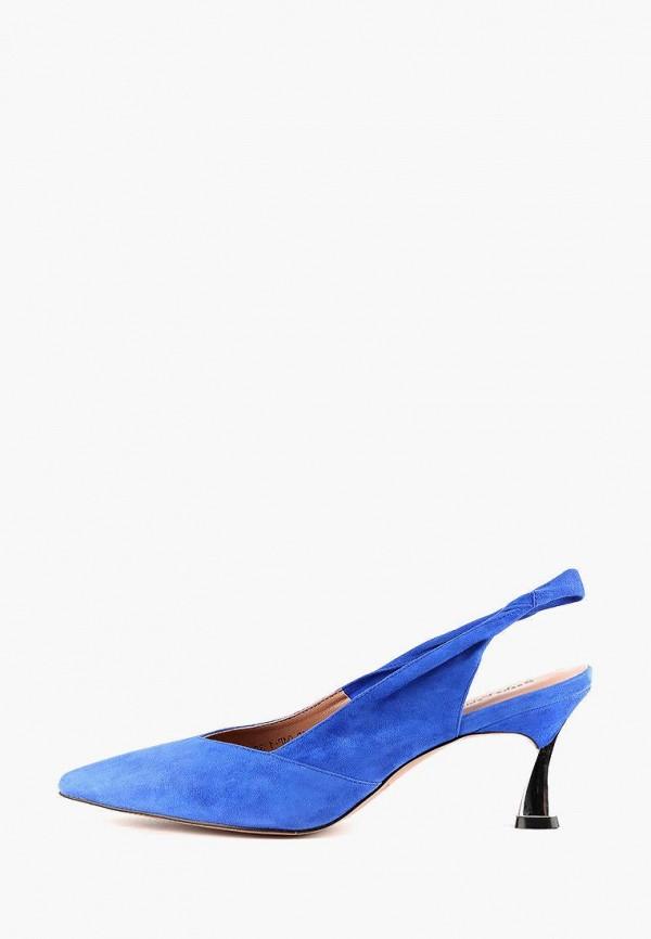 женские туфли sasha fabiani, синие