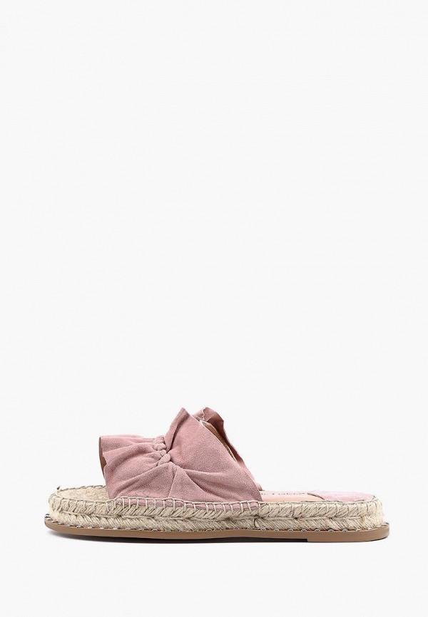 женские эспадрильи sasha fabiani, розовые