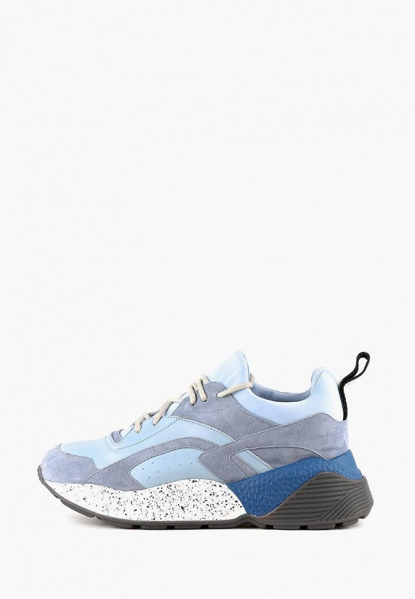 женские кроссовки sasha fabiani, голубые