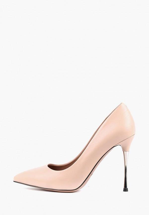 женские туфли sasha fabiani, розовые