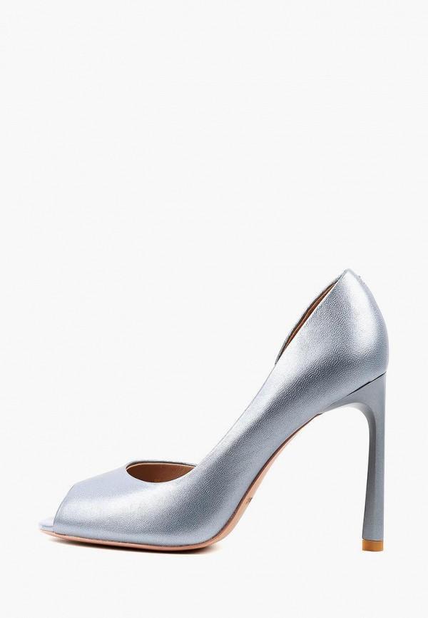 женские туфли sasha fabiani, голубые