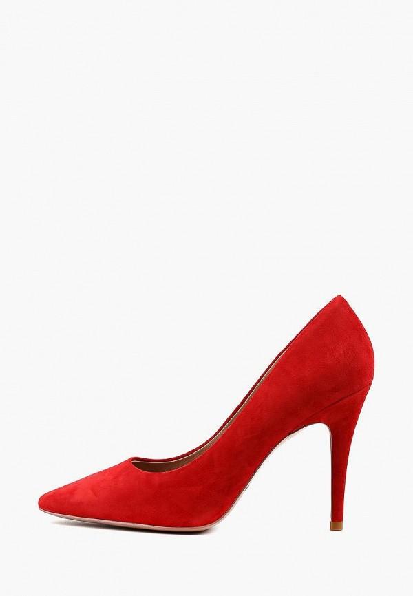женские туфли sasha fabiani, красные