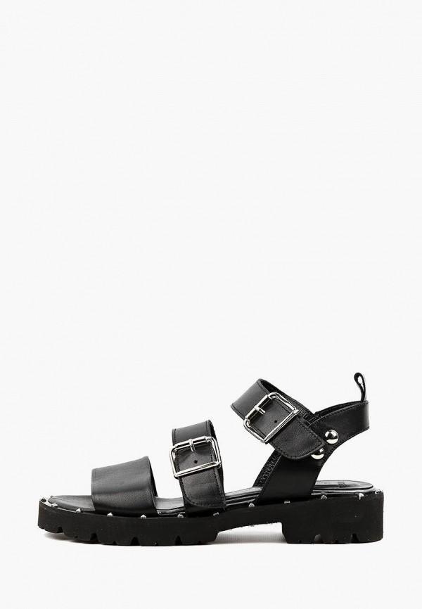 женские сандалии leberdes, черные