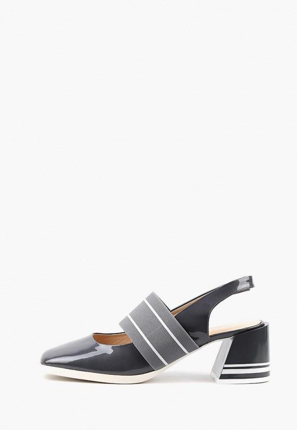 женские туфли leberdes, серые