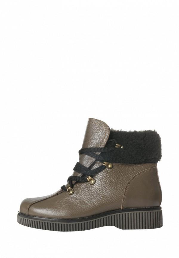 женские ботинки vm-villomi, бежевые