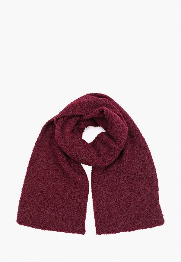 женский шарф labbra, бордовый