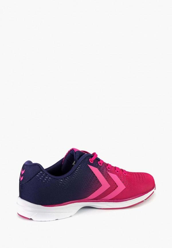 Фото 21 - женские кроссовки Hummel розового цвета