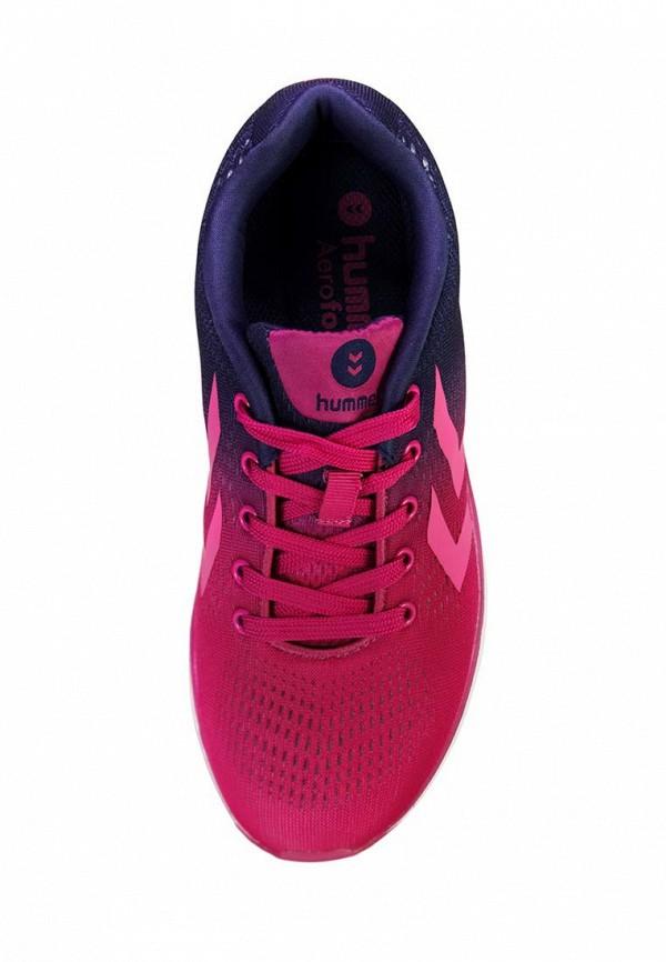 Фото 17 - женские кроссовки Hummel розового цвета