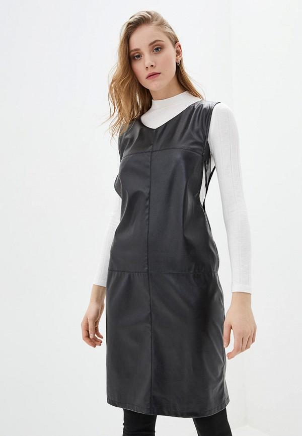 женское платье modniy oazis, черное