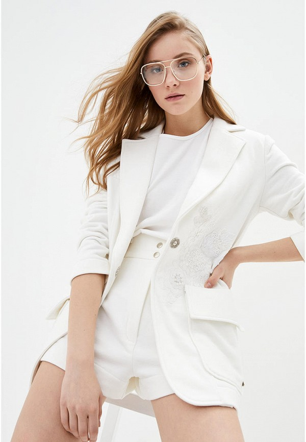 женский костюм o&j, белый