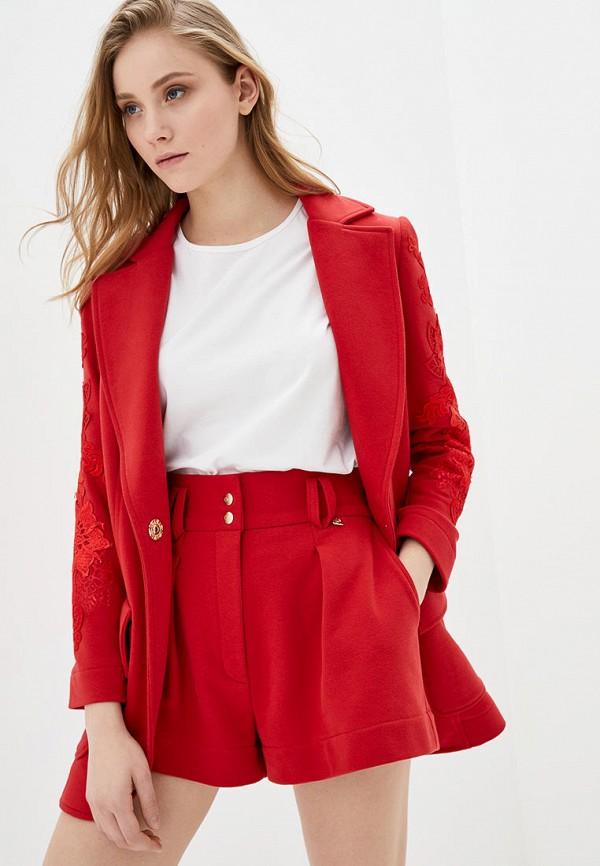 женский костюм o&j, красный