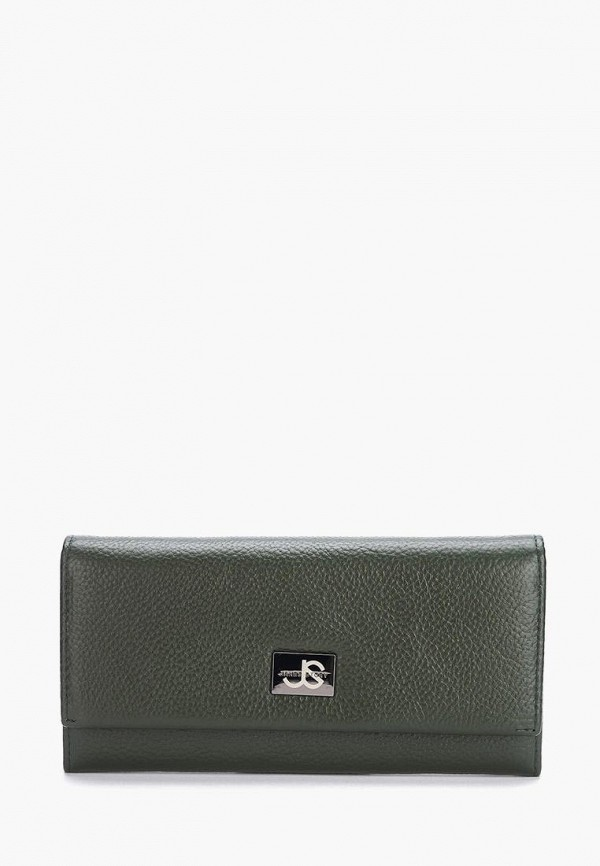 женский кошелёк jane's story, зеленый