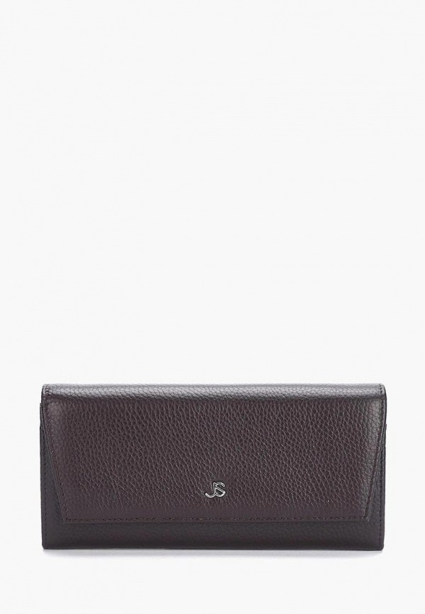 женский кошелёк jane's story, коричневый