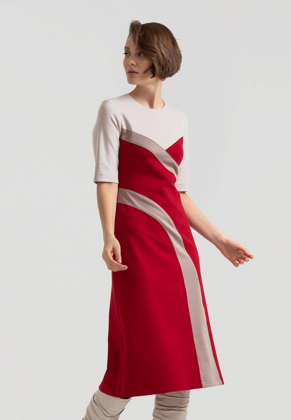 Платье Lova цвет красный