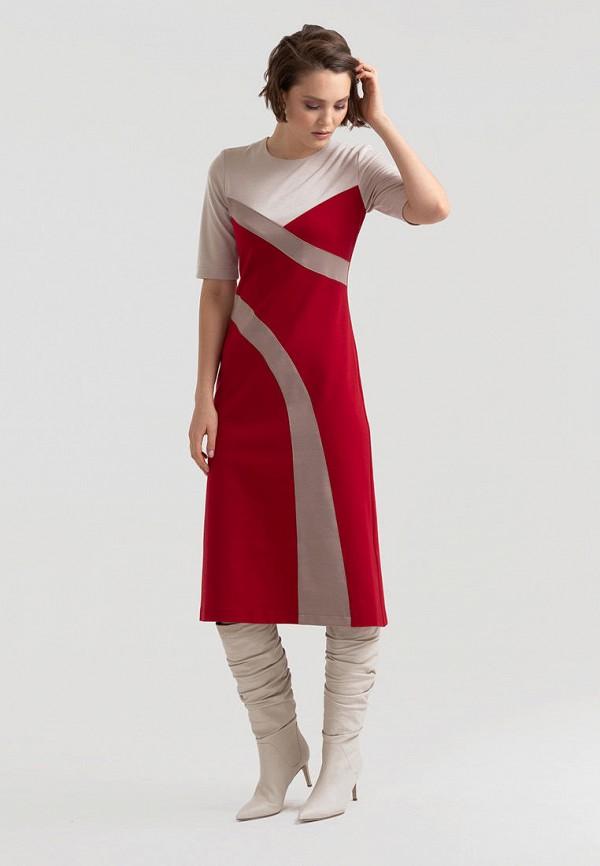 Платье Lova цвет красный  Фото 2