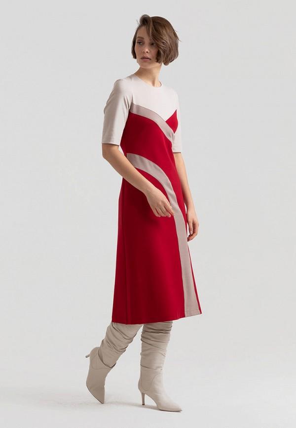 Платье Lova цвет красный  Фото 4
