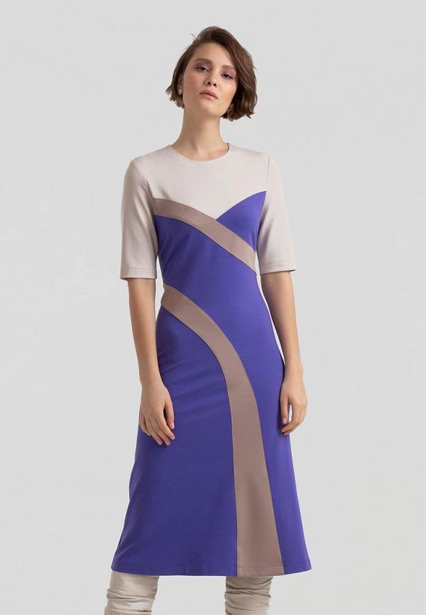 Платье Lova цвет фиолетовый