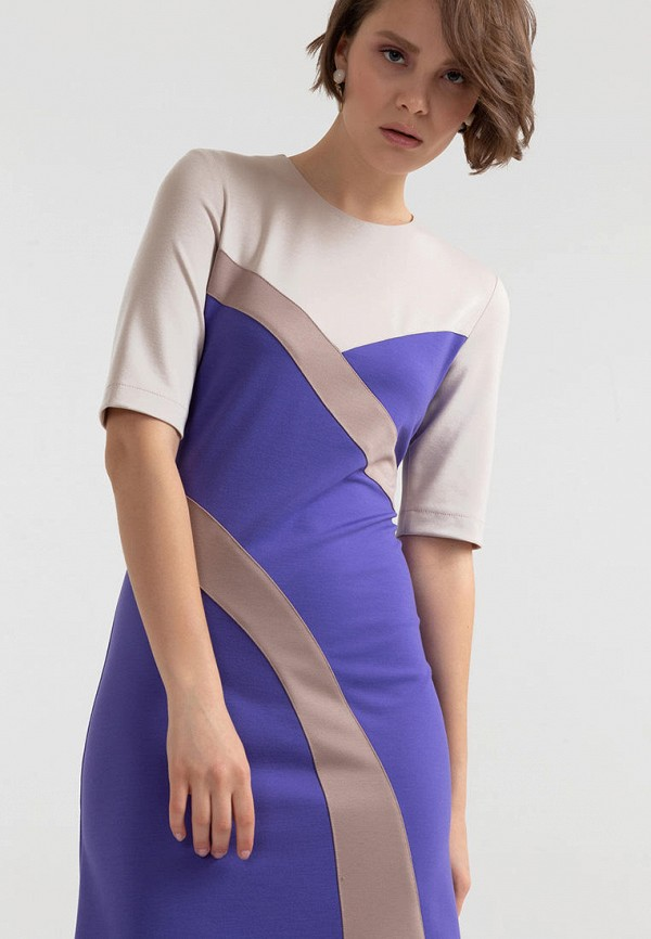 Платье Lova цвет фиолетовый  Фото 5