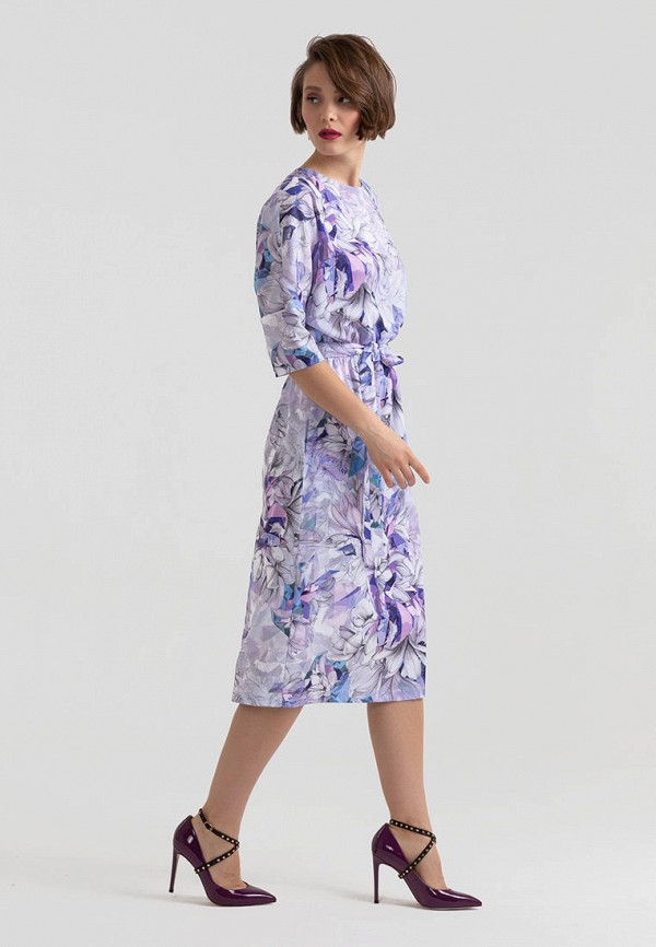 Платье Lova цвет фиолетовый  Фото 4