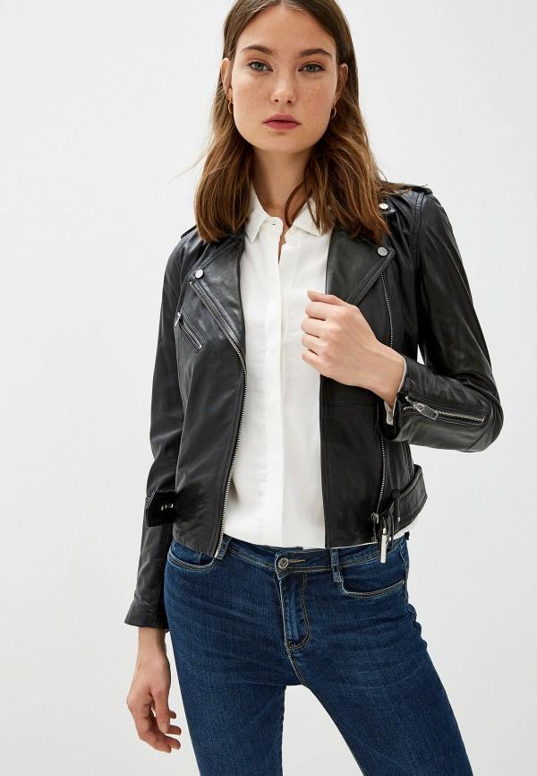 Куртка кожаная La Reine Blanche La Reine Blanche MP002XW125K1