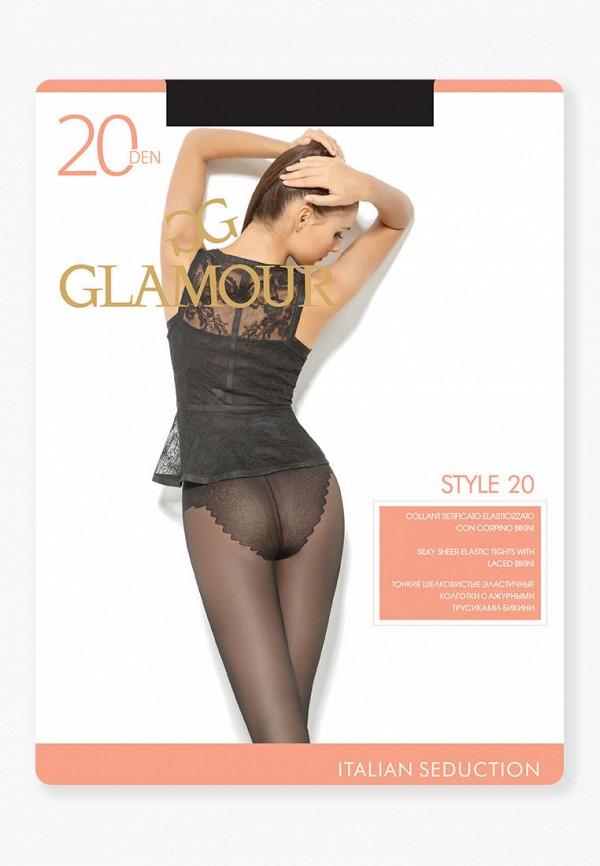 Колготки Glamour Glamour MP002XW125P1 колготки glamour velour 5 70 den черный
