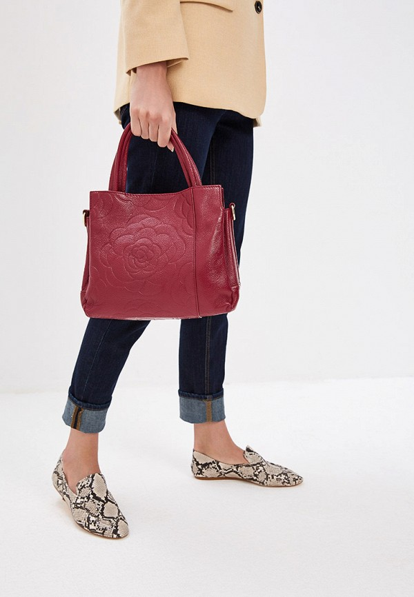Фото 4 - Женскую сумку Cheribags фиолетового цвета
